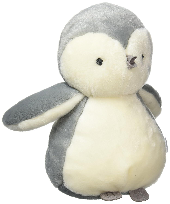 Mamas & Papas Pinguin Weiches Spielzeug, grau