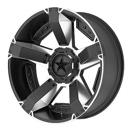 Amazoncom Xd Series By Kmc Wheels Xd811 Rockstar Ii Matte Black