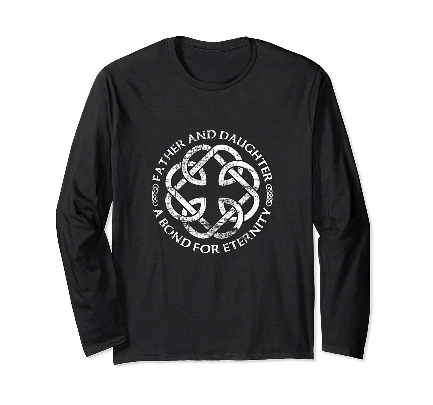 Amazon celtic knot father and daughter a bond for eternity gift amazon celtic knot father and daughter a bond for eternity gift tee clothing biocorpaavc Images