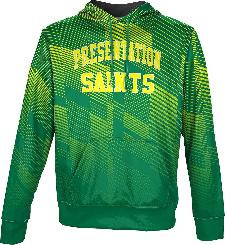 ProSphere Men's Presentation College Bold Hoodie Sweatshirt (Apparel
