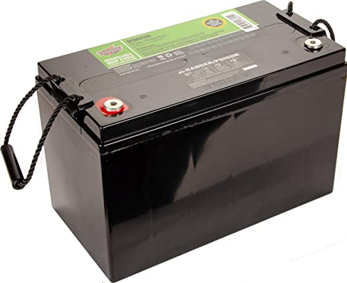 12V 110 AH SLA/AGM Deep Cycle Battery for RV [Interstate Batteries] Picture