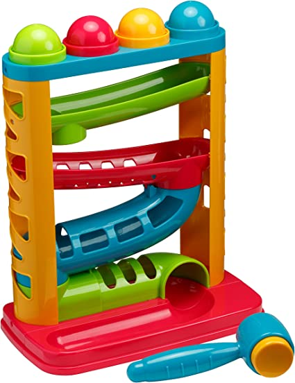 Super Durable Pound A Ball Great Fun for Toddlers. Playkidz