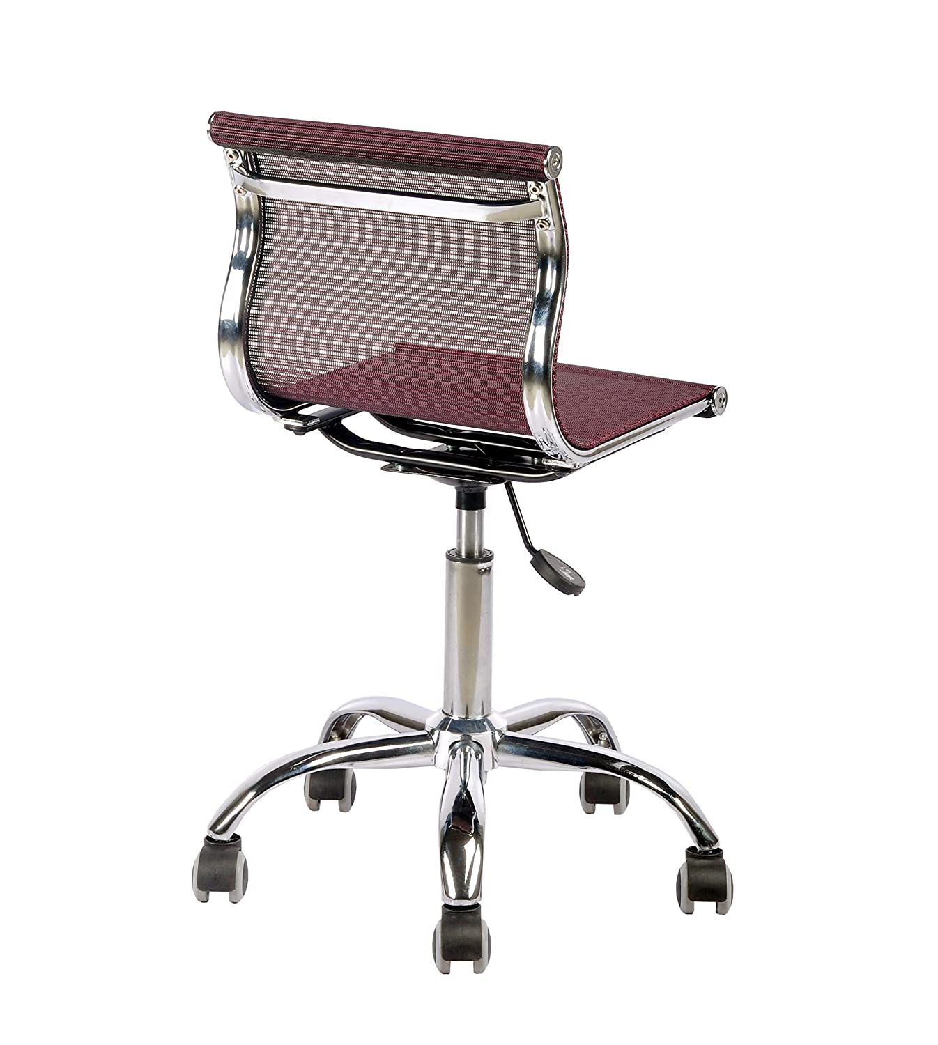 bharat furniture pogo compact chair sleek design with strong wired rh amazon in