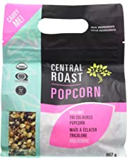 Central Roast Organic Tri Color Popcorn, 907g