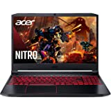 "Acer Nitro 5 Gaming Laptop, 10th Gen Intel Core i5-10300H,NVIDIA GeForce GTX 1650 Ti, 15.6"" Full HD IPS 144Hz Display, 8GB DD"