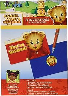 Amazon BirthdayExpress Daniel Tiger Party Supplies