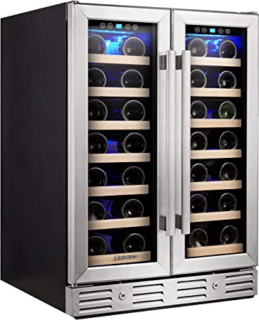 Best Dual Zone Wine Refrigerator/Cooler