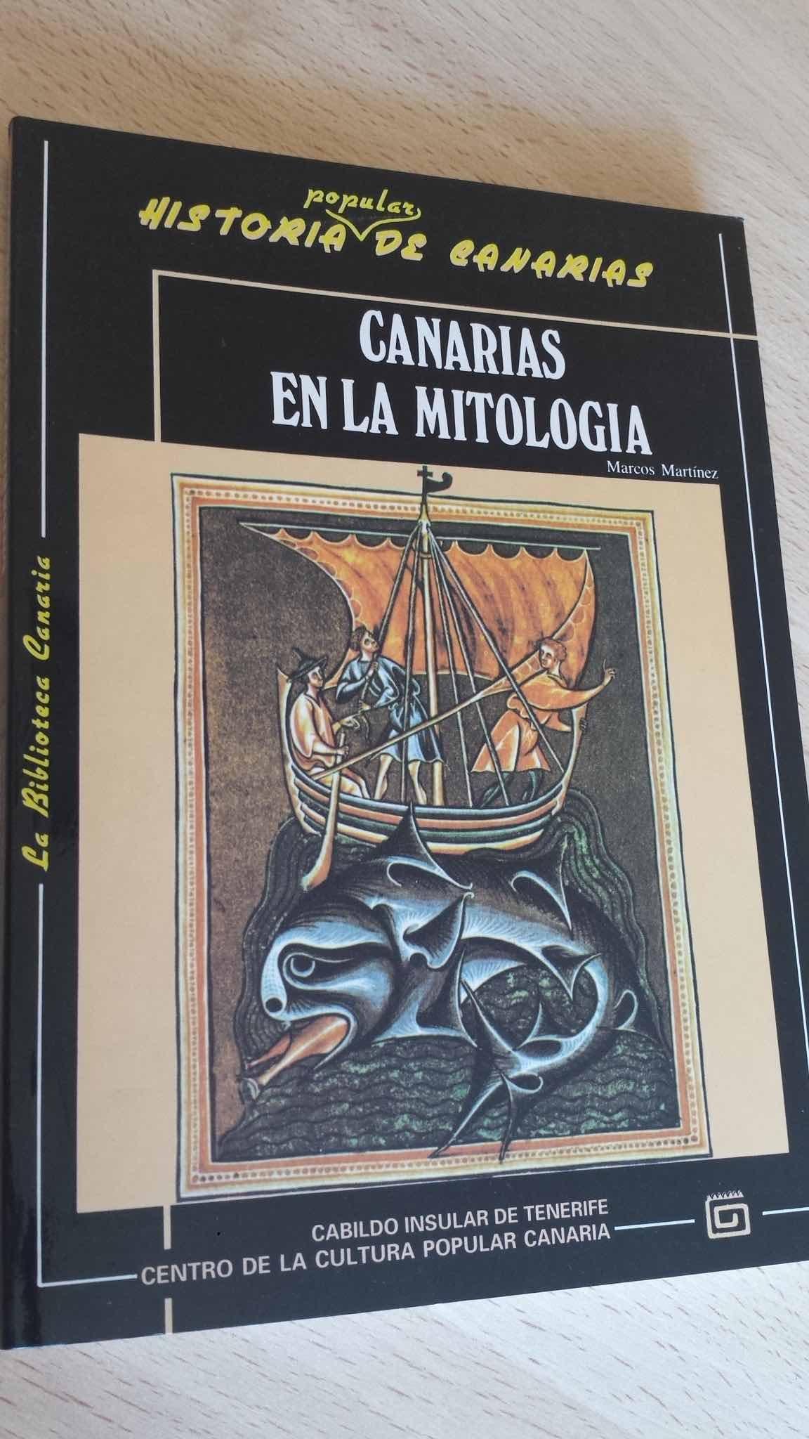 Canarias en la mitologia (historia de Canarias): Amazon.es ...