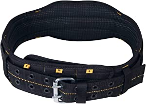 "DEWALT DG5125 5"", Padded Heavy Duty Work Belt"