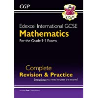 New Edexcel International GCSE Maths Complete Revision & Practice - Grade 9-1 (with Online Edition)