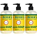 3-Pack Mrs. Meyers Honeysuckle 12.5 fl oz Clean Day Hand Soap