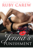 Jenna's Punishment: A Daddy Erotic Romance (Jenna's Best Friend's Father Book 1)