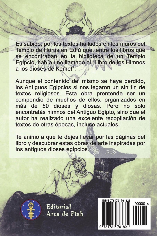 Libro de Himnos, Invocaciones y Plegarias: Amazon.es: Mestet sa Hor, Sergio Celebrovsky, Ayra Alseret: Libros