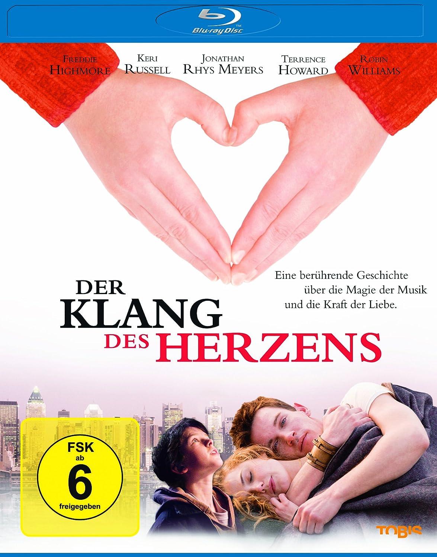 Der Klang des Herzens [Blu-ray]: Amazon.de: Freddie Highmore, Keri ...