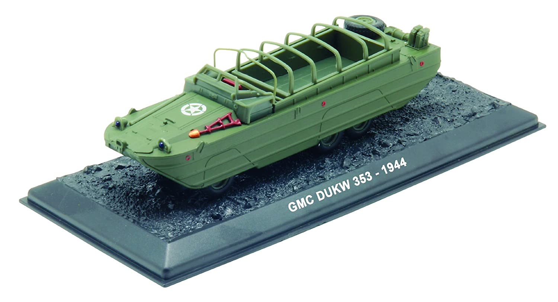 GMC DUKW 353 - 1944 diecast 1:72 model (Amercom BG-44)