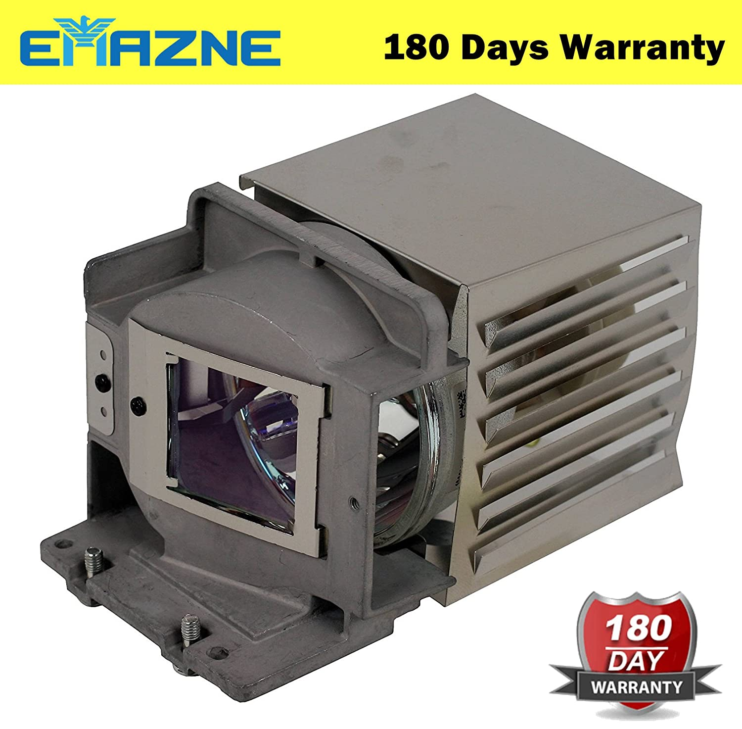 Emazne BL-FP240A Projector Replacement Compatible Lamp with Housing Work for Optoma TW631-3D Optoma TX631-3D 180 Days Warranty