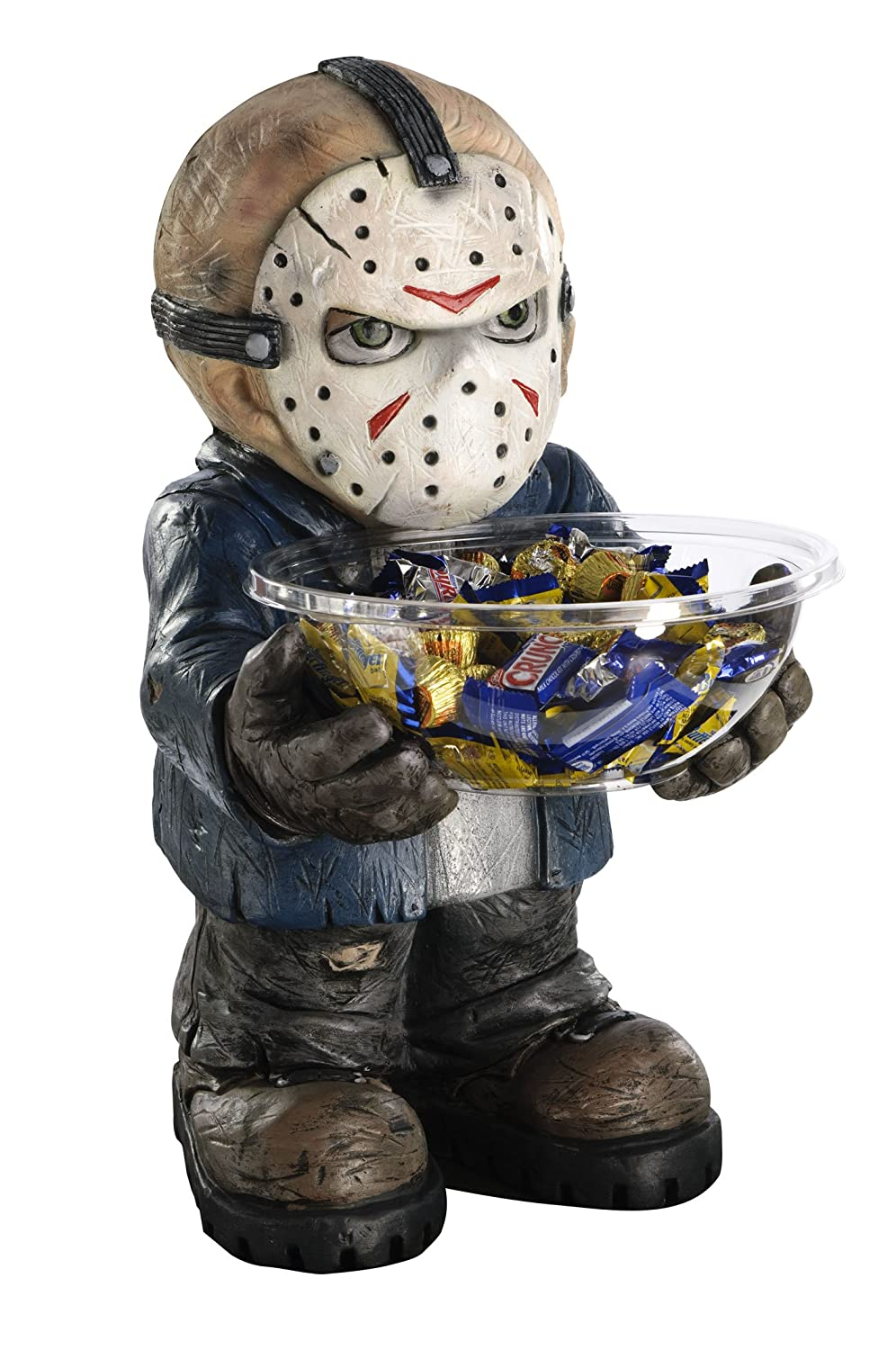 Rubies Costume Co Friday The 13th Jason Candy Holder Rubies Toys CA 68289