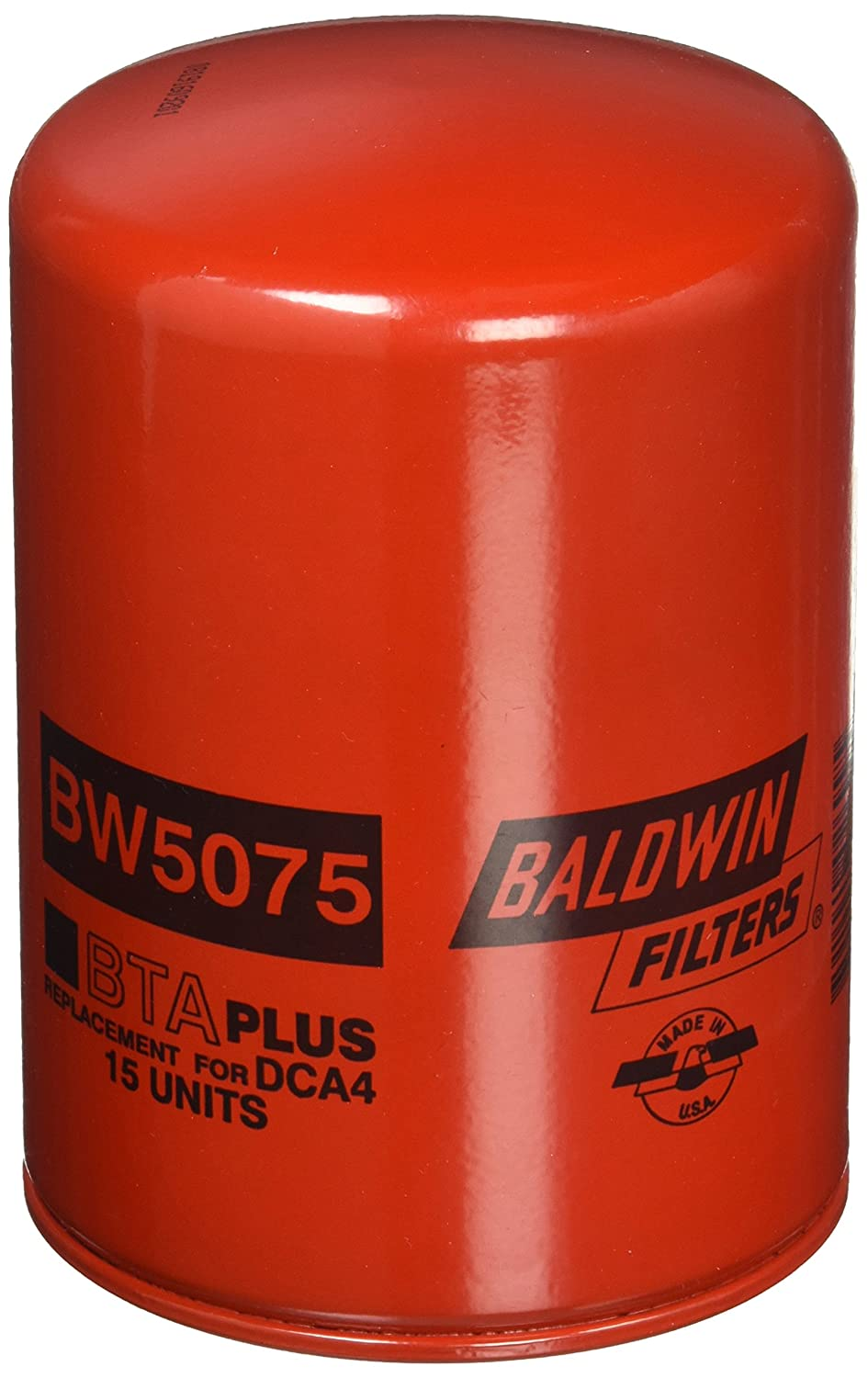Baldwin Filters BW5075 Coolant Filter (3-11/16 x 5-3/8 In)
