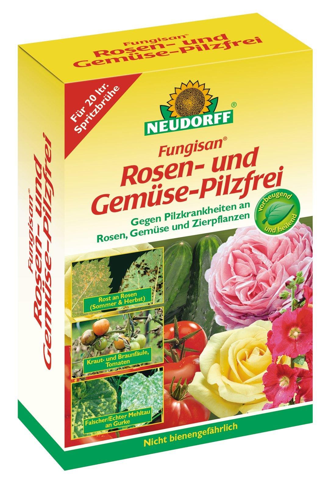 Neudorff 448 Fungisan Rosen und Gemüse Pilzfrei, 16 ml product image