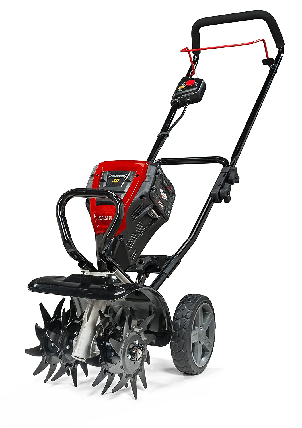 Snapper XD 82V MAX Electric Cordless Cultivator, Battery and Charger sold separately, 1696869, SXDC82