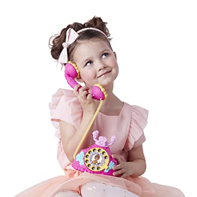 Fancy Nancy 78065 French Phone, Pink: Toys & Games