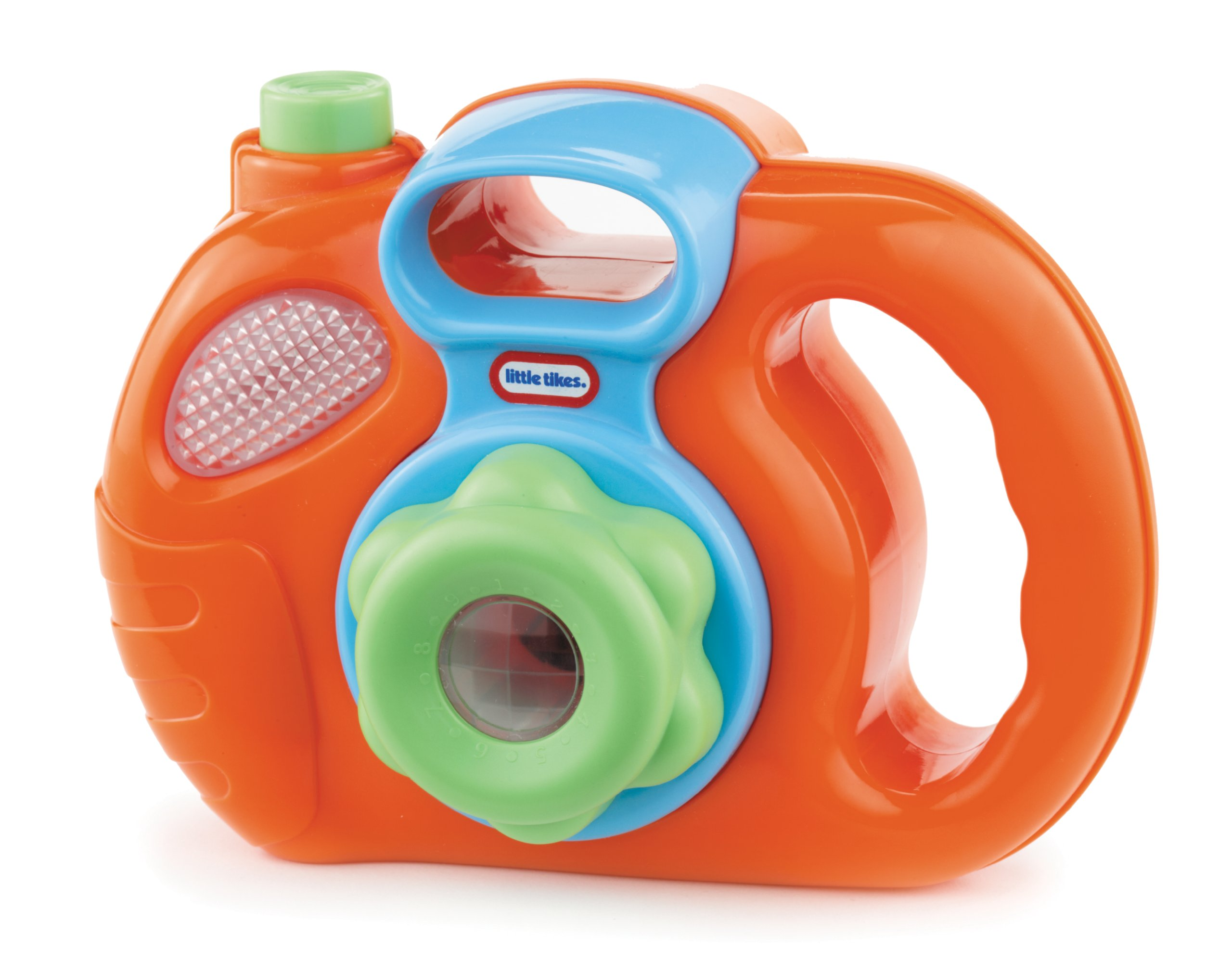 My First Lil' Camera- Orange by Little Tikes (Image #3)