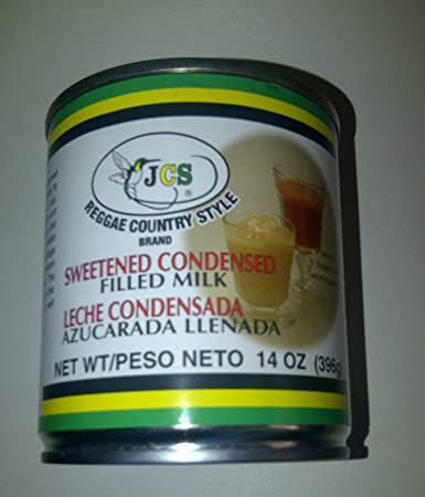 JCS Sweetened Consensed Filled Milk 14 Oz(leche Condensada) 6pack