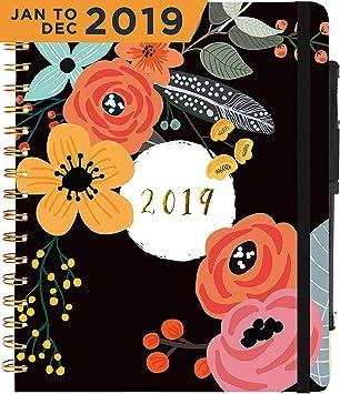 amazon com 2019 planner boost productivity achieve big goals