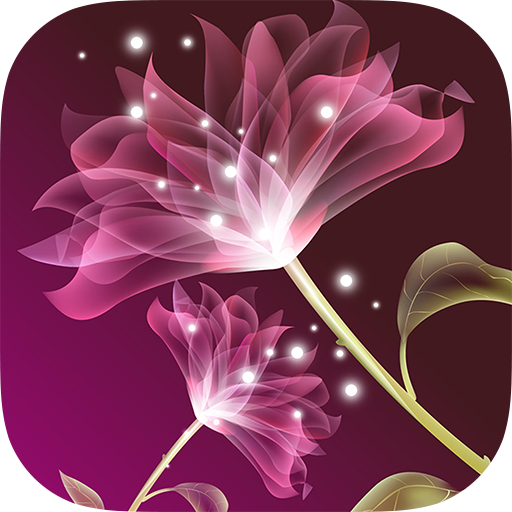 Amazoncom Abstract Flower Live Wallpaper Appstore For Android