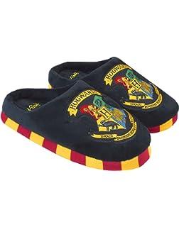 WILLIAM LAMB Harry Potter Hedwig Girls Hertali Open Back Slippers UK Sizes Child 10-3