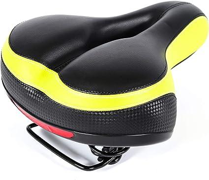 Kitcheb Comfort Bike Seats//Bicycle Saddle Seat Shock Saddle Cushion Bike Accessory