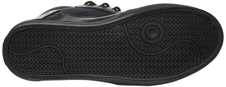 Cortech Mens Vice WP Riding Shoe Black Size 7
