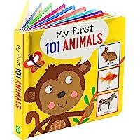 My First 101 ANIMALS Board Book