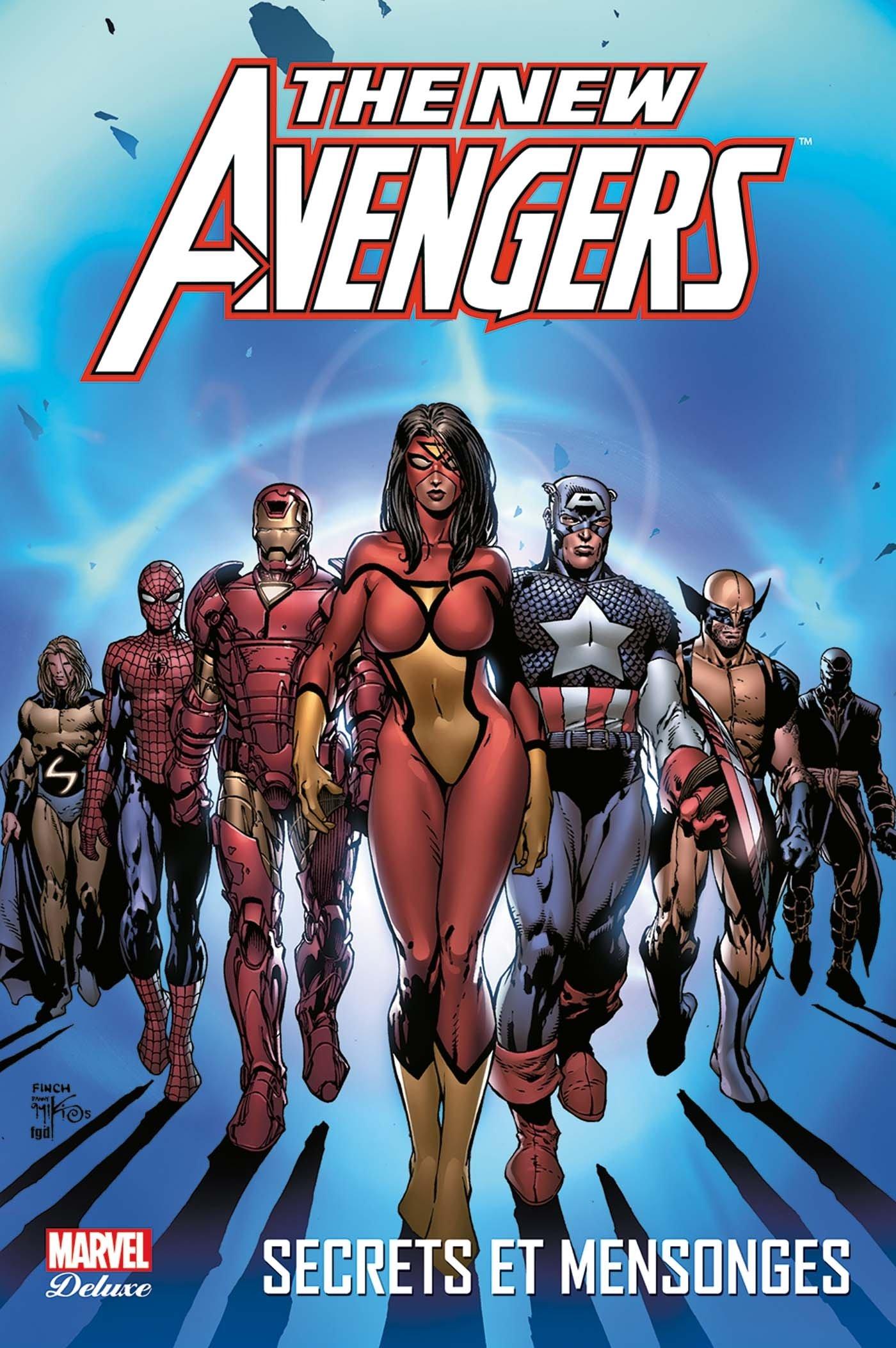comics a lire absolument avengers