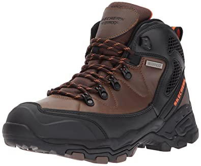 Skechers PEDLEY ASTER Men's Outdoor Boots Waterproof RELAXED FIT, pointure:eur 42