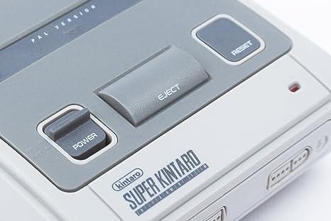 Kintaro SNES PAL Inspired Raspberry Pi Case: Amazon.es ...