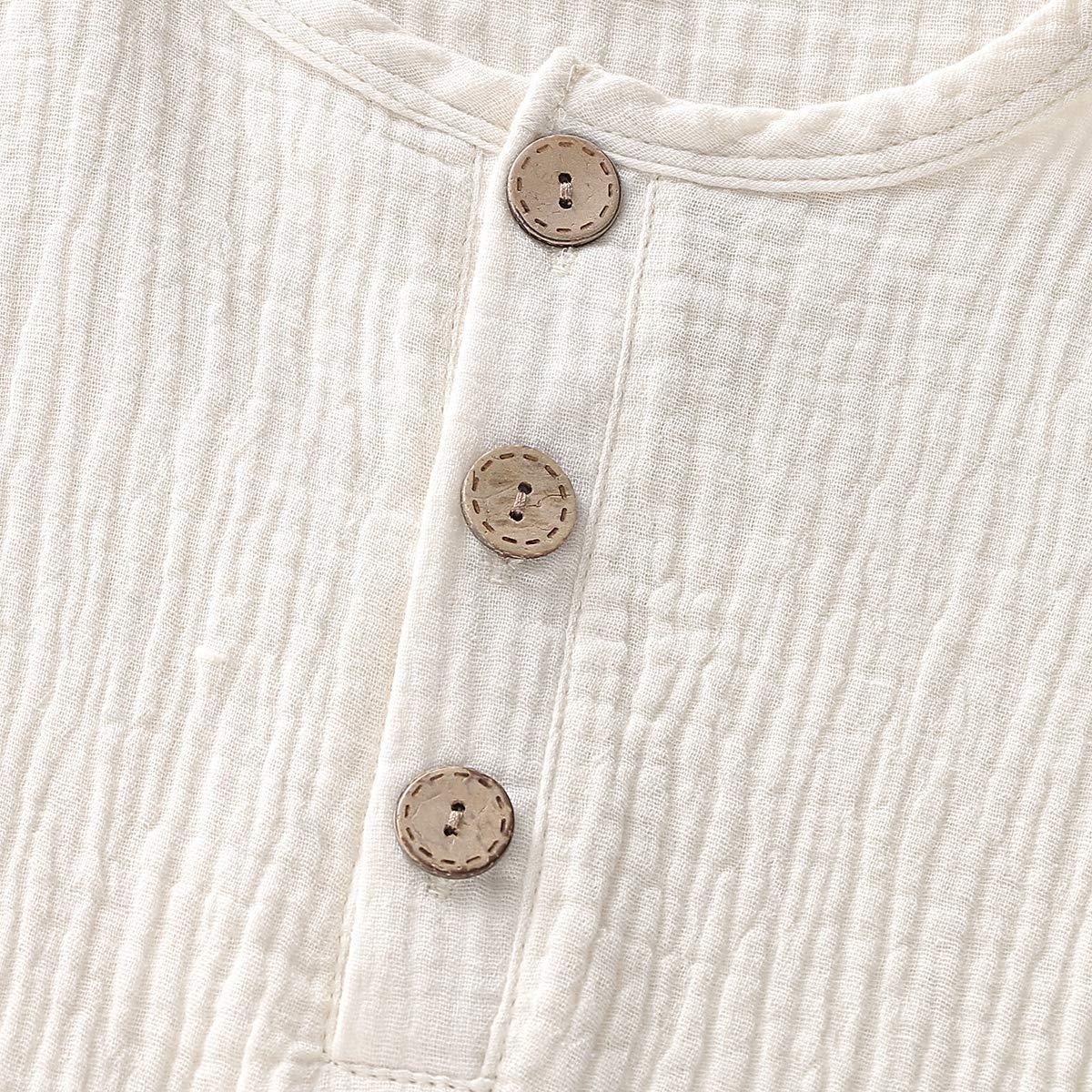 Newborn Baby Girl Summer Clothes Ruffled Strap Jumpsuit Sleeveless Romper Halter Bodysuit for Toddler Girl Overalls