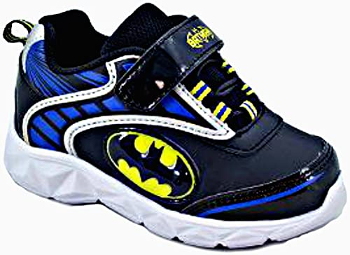 Character Athletic Batman Toddler Boys Athletic Shoe