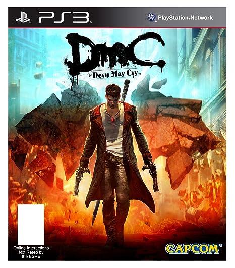 Tecmo Koei DMC: Devil May Cry, PlayStation 3 - Juego ...