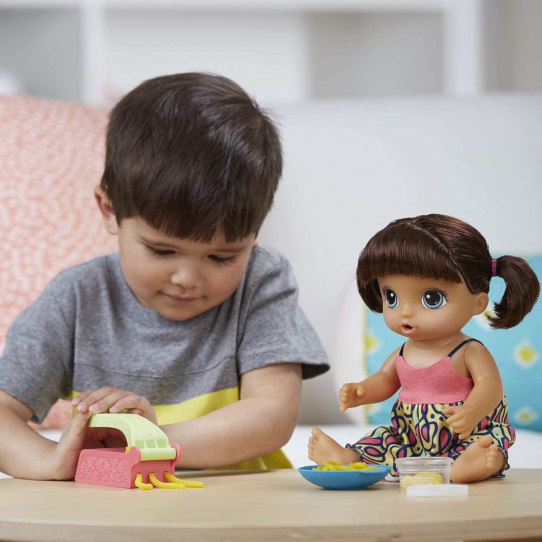 Muñecas Y Accesorios Hasbro Baby Alive Martina Spaghettina Mora Juguetes Y Juegos Centrocen Cl