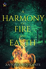A Harmony of Fire and Earth (Elemental Magicae Book 2) Kindle Edition
