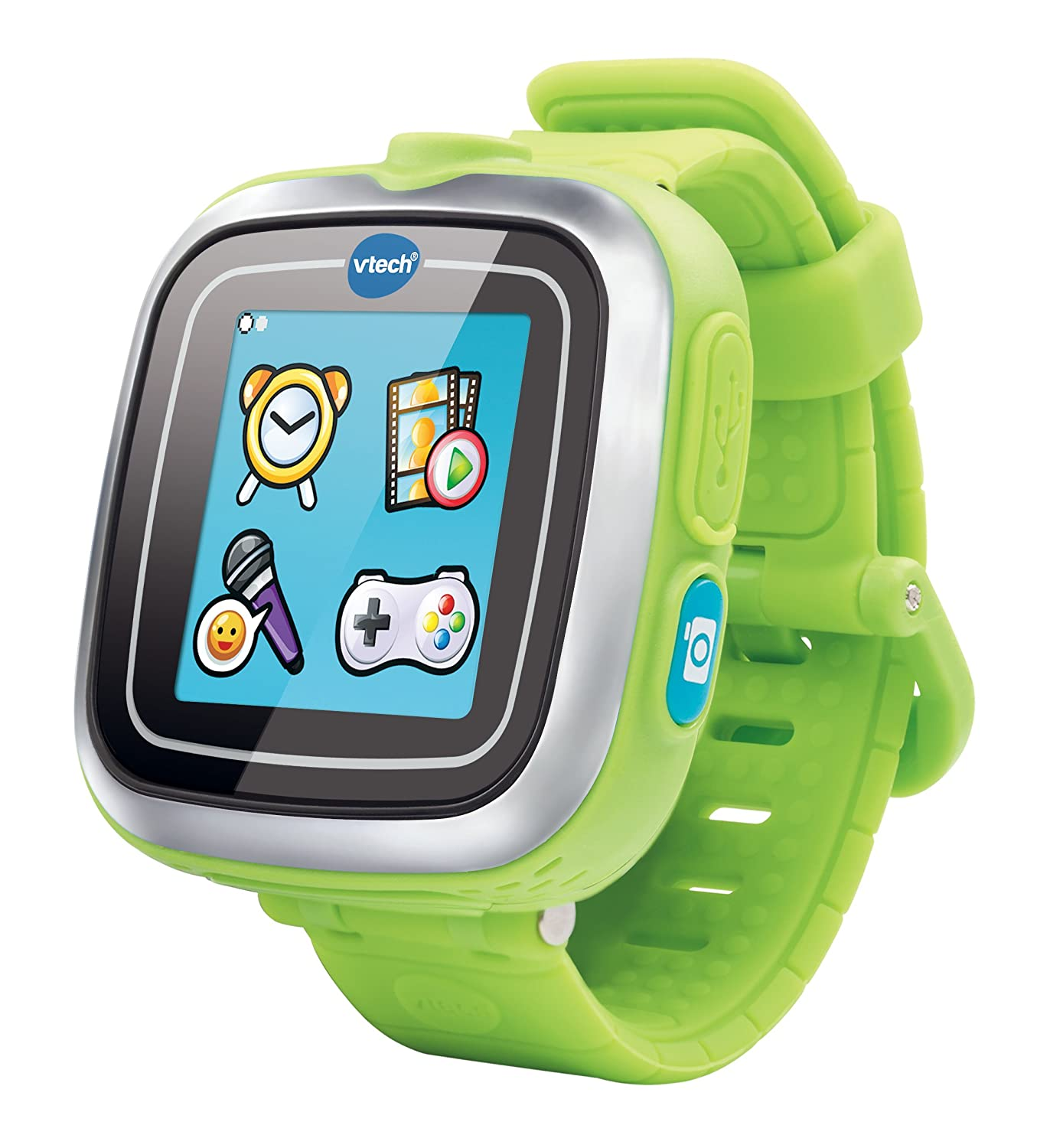 Amazon.es: VTech - Smartwatch, Kidizoom, Color Verde (3480-161887)