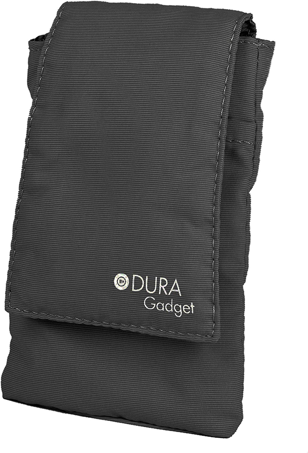 DURAGADGET Lightweight Cushioned & Ultra-Portable Smartphone Case in Black - Compatible with Acer Liquid Z320 & Z330 Smartphone
