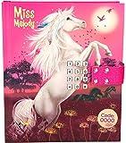 Depesche 8786Diario Miss Melody con código y sonido, color rosa