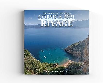 2021 Corsica Corsica Calendar: Amazon.de: Bürobedarf & Schreibwaren