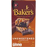 Baker's , Unsweetened Chocolate, 4 Oz