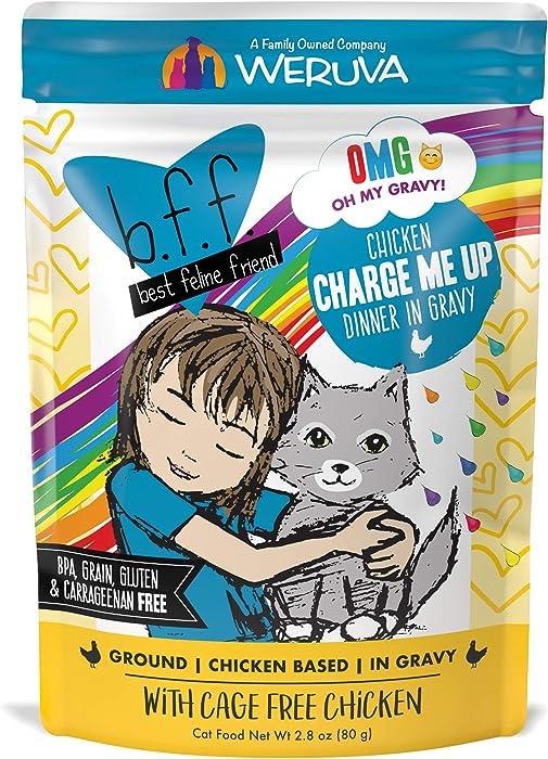 Updated 2021 – Top 10  Feline Friends Wet Cat Food