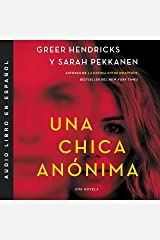 Una chica anónima [An Anonymous Girl] Audible Audiobook