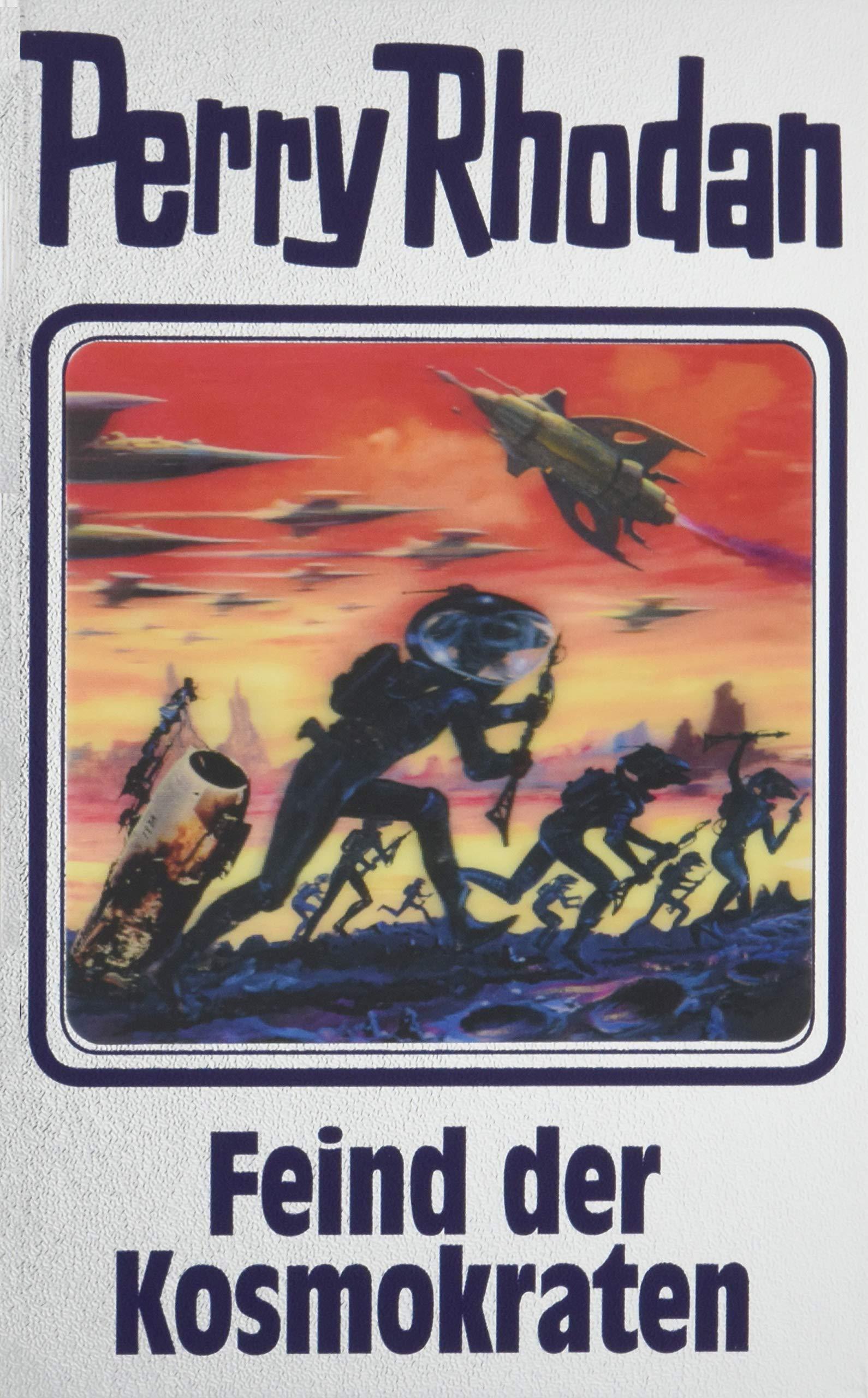 Feind der Kosmokraten: Perry Rhodan Band 141