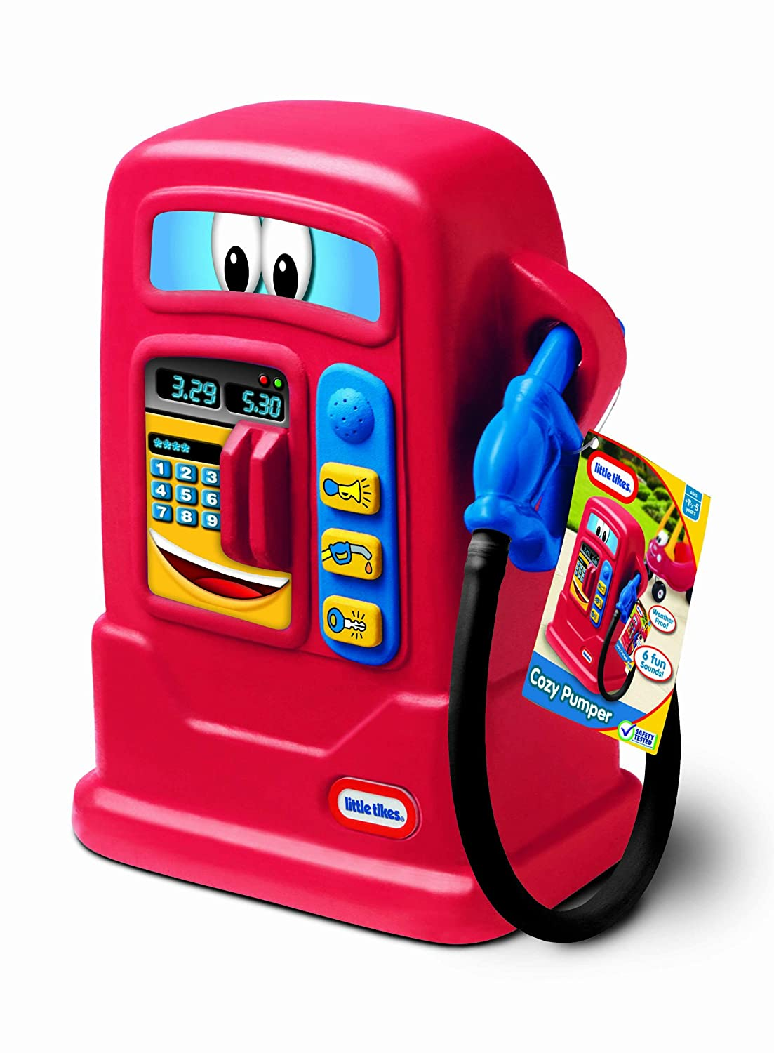 Little Tikes Cozy Tankstelle